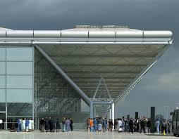 stansted airport projects foster partners foster