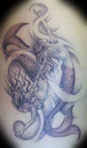 unique mermaid pisces tattoo design tattoo ideas center