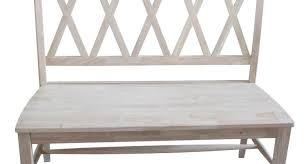 kaajhuab dining bench tags indoor wooden bench with back iron