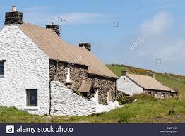coastal cottages at abereiddy pembrokeshire coast national park