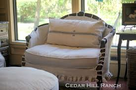 french linen slipcovers cedar hill farmhouse french linen slipcovers