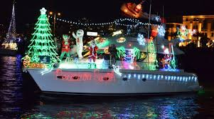 christmas lights san diego san diego bay parade of lights dec 10th 17th seaside courier