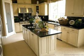 off white kitchen cabinets with stainless appliances off white appliances black kitchen cabinets with white appliances