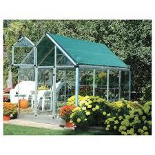 Greenhouse Gazebo Palram Snap U0026 Grow Greenhouse U2014 8ft W X 12ft L 96 Sq Ft Model