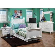 holland house belmar youth bookcase day bed with louvre panels and