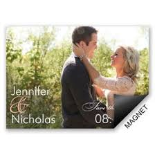 save the dates magnets modern save the dates invitations by