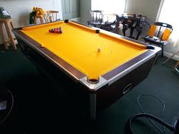pool table covers cloth re cover in special order bright golden