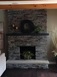 best 25 stacked stones ideas on pinterest stone fireplace