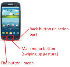 android gestures android gestures for menu button blackberry forums at