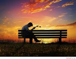 sunset alone wallpapers sad alone images sad alone pictures u0026 love wallpapers