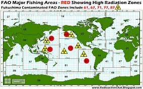 Nuclear Fallout Map by Food Label Will Tell You If You Are Eating Fuku Radiation Fao