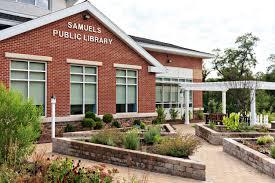 samuels public library children u0027s garden