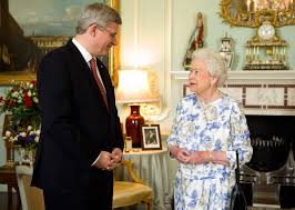 her majesty meets her 12th prime minister of canada a review