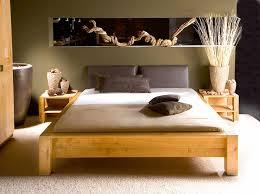 schlafzimmer naturholz bett matratze und co hausidee dehausidee de