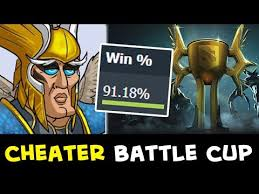 cup hook hack cheaters in battle cup beware of scripts hacks in dota youtube