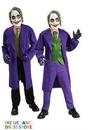 Joker Halloween Costume Kids Kids Deluxe Joker Costume Book Week Costumes Kids