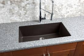 Granite Single Bowl Kitchen Sink Hahn 33 X 18 5 Granite Large Single Bowl Kitchen Sink