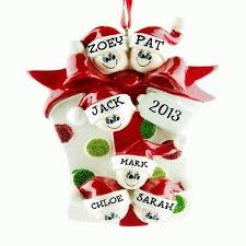 best collections of personalized christmas tree ornament all can