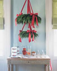 How To Decorate A Chandelier Christmas Decorating Ideas Martha Stewart