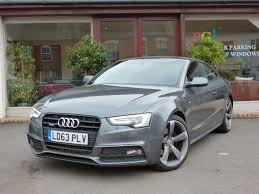 audi a5 modified used audi a5 cars for sale motors co uk