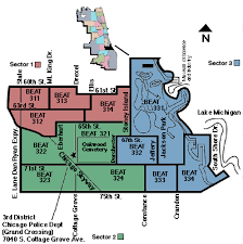 chicago map side high murder rate plagues south side chicago tonight wttw