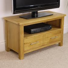 Modern Wooden Tv Units Nebraska Modern Oak Small Tv Unit Solid Wood Tv Stand Oiled Tv