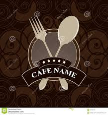 vector cafe menu cover design royalty free stock photography