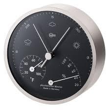 barigo 101 5 modern home barometer high altitude 小 物