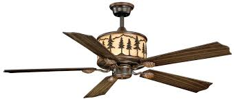 Western Ceiling Fans With Lights Southwestern Ceiling Fans Indoor Premier Bronze Ceiling Fan With