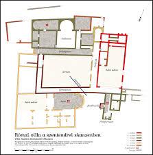 ancient roman villa floor plan villa rustica model building kit villa rustica celticwebmerchant