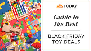 these are the best black friday toy deals according to a toy