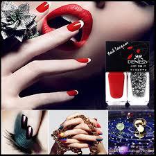 color fashion environmental protection water based nail polish