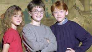 harry potter happened ron hermione harry ginny draco