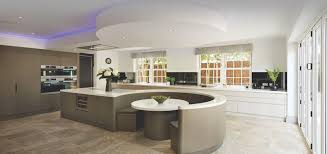Kitchen Island With Seats Round Kitchen Island With Seating Home Decoration Ideas