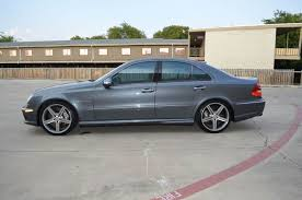 2005 mercedes amg e55 2005 mercedes e class e55 amg 4dr sedan in san antonio tx