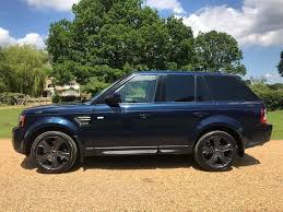 4x4 station wagon used 2012 land rover range rover sport 3 0 sd v6 hse luxury pack