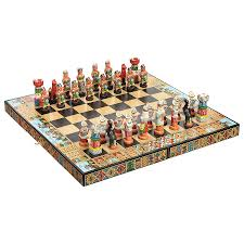 my own personal army or the fine art of the chess set pawnopoly