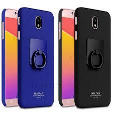 Samsung J7 Pro Imak Ring Holder Kickstand Matte Pc Phone For Samsung Galaxy