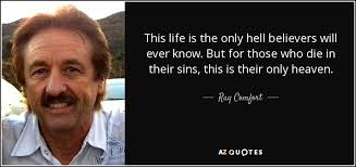 Comfort Quote Top 25 Quotes By Ray Comfort Of 64 A Z Quotes