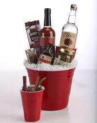 vodka gift baskets tito s vodka bloody gift basket crown wine spirits gift