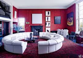 fashion designer roubi l u0027roubi u0027s art filled london penthouse