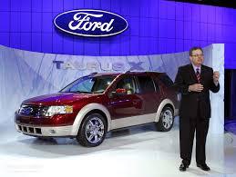 Ford Taurus Width Ford Taurus X Specs 2007 2008 2009 Autoevolution