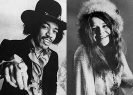 Radio One Jimi Jimi Hendrix U0027s Voodoo Child And Janis Joplin U0027s Ball And Chain