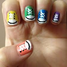 easy nail designs for beginners at home step step nail arts best