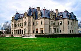 Chateauesque House Plans Ochre Court Is A Large Châteauesque Mansion In Newport Rhode