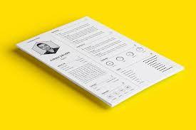 Illustrator Resume Templates 10 Minimalist Resume Templates U0026 10 Reasons Recruiters U0026 You Need