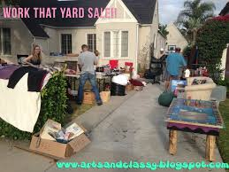 Organizing A Garage Sale - 10 helpful tips for successful garage sale arts and classy
