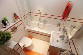 bathroom design ideas for cozy homes red towel mesmerizing nice
