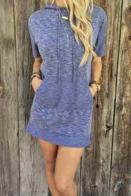 dress girly girly wishlist grey sweater dress hoodie