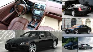 maserati quattroporte 2010 maserati quattroporte all years and modifications with reviews